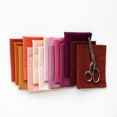 Scarf Weather | Fat Quarter Bundle Trend Fabrics, Fat Quarters, Weather, Color Palettes, Crafts, Color Pallets, Colour Schemes, Paint Color Palettes, Design Seeds