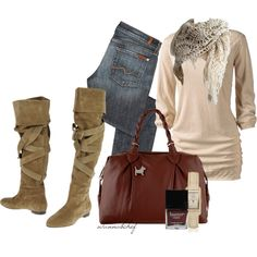 """Casual"" by wannabchef on Polyvore"