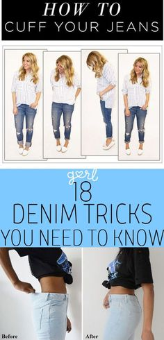 Denim jeans are a classic wardrobe staple for everyone, no matter your gender, style, size, or personality – everyone has at least one pair. Finding a perfect pair of jeans can be tough, but once it happens, it's pretty magical. You have to find the pair that feels comfortable and not annoying, denim that stretches just the right amount but not too much, a versatile option that can be styled in lots of different ways, and of course, something that looks great with your body.