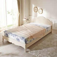 【不要家具引取りサービス】クラシック調ベッド(TOKAI KAGU)|通販のベルメゾンネット