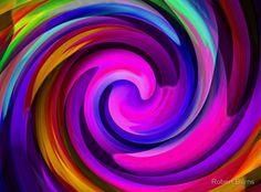 Colour Me A Rainbow 2-Art Prints-Mugs,Cases,Duvets,T Shirts,Stickers,etc
