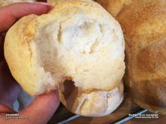 Gluténmentes zsemle, pont mint a hagyományos | Gluténmentes Íz-Lik