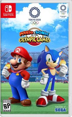 Achetez Mario & Sonic at the Olympic Games Tokyo 2020 pour Switch nintendo_switch. Nintendo 3ds, Nintendo Eshop, Nintendo Switch Games, Super Nintendo, Amy Rose, Karate, 2020 Olympics, Tokyo Olympics, Summer Olympics