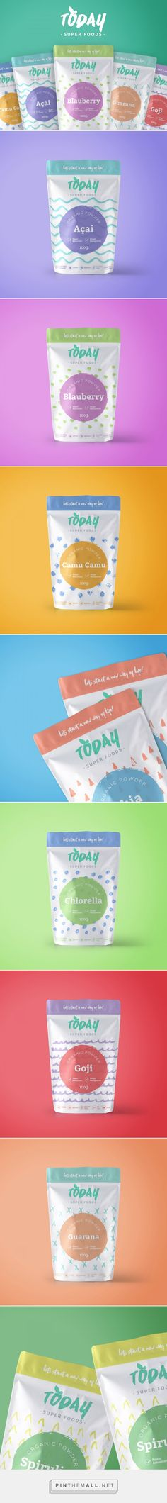 Today, Super Foods - Packaging of the World - Creative Package Design Gallery…