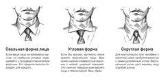 Типы воротников для мужских сорочек - Thomas Brennett