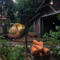 disneyland - disneyland park, the many adventure's of winnie the pooh (critter country)