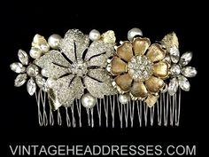 Image from http://www.vintageheaddresses.com/images/hair_accessories/vhc237_vintage_hair_comb.jpg.
