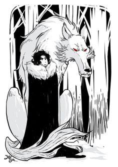 Jon & Ghost
