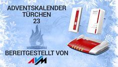 AVM FRITZ!Powerline 1240E WLAN Set Gewinnspiel