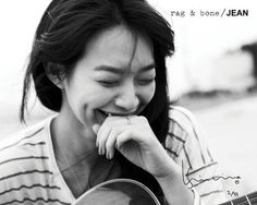 Shin Min Ah for rag & bone
