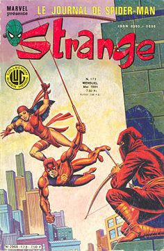 Strange #173 - Le journal de Spider-Man