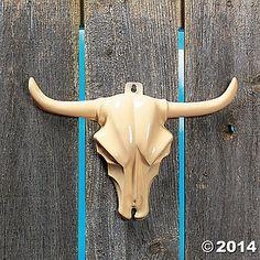 Steer Head Wall Decorations