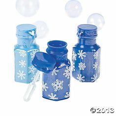 Disney Frozen: Bubble Bottles 3 Pk Party Supplies Canada  Halloween Supplies Canada - Open A Party