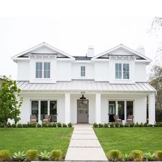 Image Result For Modern Farmhouse Front Facade