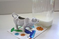 Check out this item in my Etsy shop https://www.etsy.com/listing/258149746/vintage-creamer-porcelain-creamer-milk