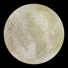 Europa is one of only five moons in the solar system known to have an atmosphere
