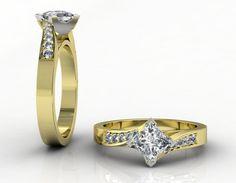 Handmade Diamond Engagement Rings 2