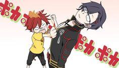 Aizen and Akashi
