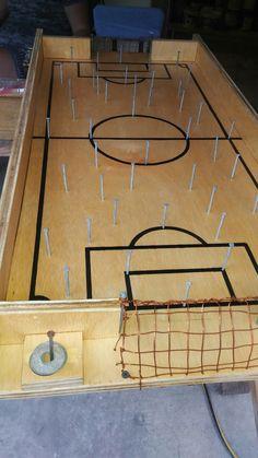 Woodball board game