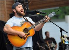 """The Zac Brown Band. """"Don't be fallin' in love as she's walkin' away..."""" One of my favorite songs!!"""