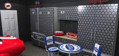 Ford Garage cabinets by PremierGarage