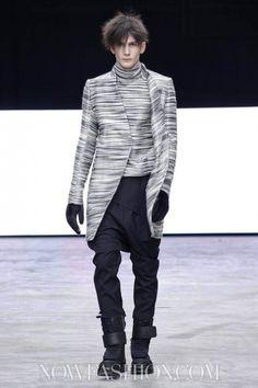Rick Owens Menswear Fall Winter 2013 Paris