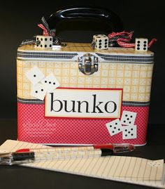 BUNCO Box