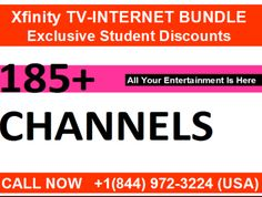 Save Monthly Budget with Xfinity Triple Play Bundle - Deals on TV & Internet Bundle - USA Internet Plans, Watch Live Tv, Caller Id, Home Phone, Phone Service, Monthly Budget, Tv Channels, Student Discounts