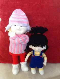Edith and Agnes