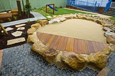 A recently completed project - Angel Long Day Care, Kirrawee, Sydney, New South Wales