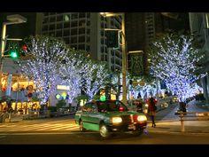 #Winter #illumination #lights in #RoppongiHills #Roppongi #Tokyo #Japan 冬のイルミネーションの季節になりました♪六本木ヒルズ