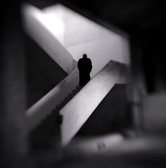 Stairway, 2005, Courtesy of Keith Carter