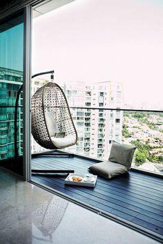 Small Apartment Balcony Decorating Ideas (17)