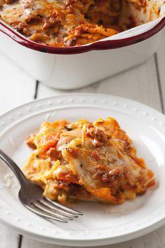 ... Lasagne on Pinterest | Lasagna, Lasagne recipes and Ravioli lasagna