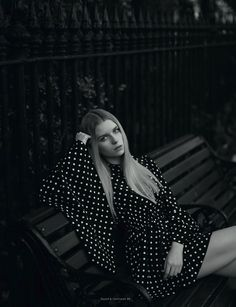 Lottie Moss by Sean & Seng for Dazed & Confused February 2014