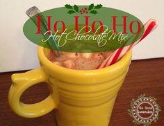 the texas homemaker's homemade hot chocolate