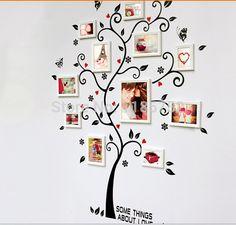 murales para pared de arboles - Buscar con Google                                                                                                                                                      Más