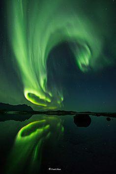 Aurora Polaris  Credit: Frank Olsen Location: Norway