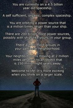 This is amazing #earth #planets #solarsystem #milkyway #galaxies #universe #space #science #life