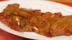 Saltimbocca de veau/zeste