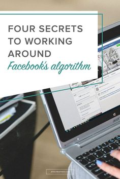 """""""No one sees my posts.  I don't get any reach.  I feel like I'm losing out on new clients because of Facebook.""""  I think we can all agree that Facebook's algorithm has been frustrating for business pages."""