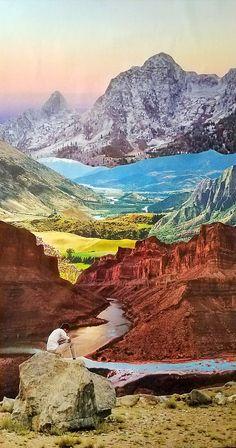 Collage #LandscapeCollage