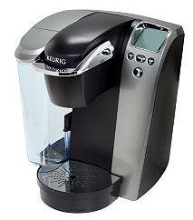 Keurig K75 Platinum Brewing System w/ 12 K-Cup Variety Pack for $129.99, K65 for $112.98
