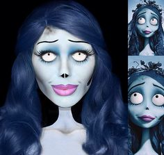 corpse bride halloween makeup by - The Corpse Bride Halloween Costume