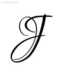 calligraphy j - - Yahoo Image Search Results