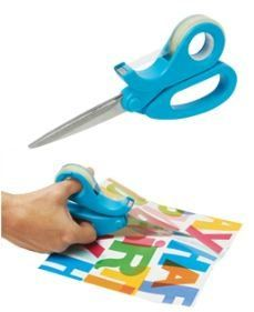 Scissortape - Sissor & Tape in One - Nifty idea....