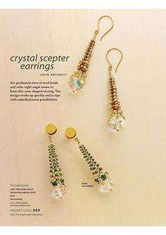 beadwork_oct-nov_2013-65.jpg Craw cone shaped earrings