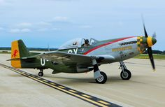 P-51 Mustang  by Kemon01 ~ BFD