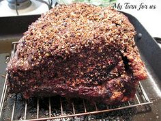 My Turn for us: Perfect Prime Rib