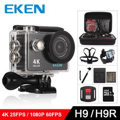Waterproof Action Camera Ultra HD 4K // Price: $68.84 & FREE Shipping //     #gadgets